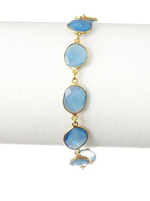 Saachi Chalcedony Bracelet