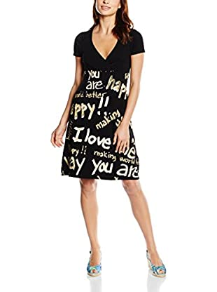 Desigual Kleid Happy Rep