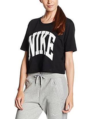 Nike Camiseta Manga Corta Prep Cropped