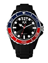 H2X Reef Gent Analog Black Dial Men's watch - SN382UN2