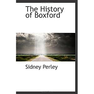 【クリックでお店のこの商品のページへ】The History of Boxford [ペーパーバック]