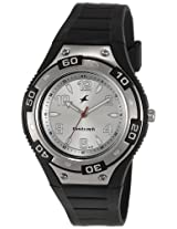 Fastrack Analog Silver Dial Men's Watch - NE9333PP01J