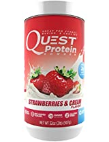 Quest Nutrition Protein Powder - 907 g (Strawberry and Cream)