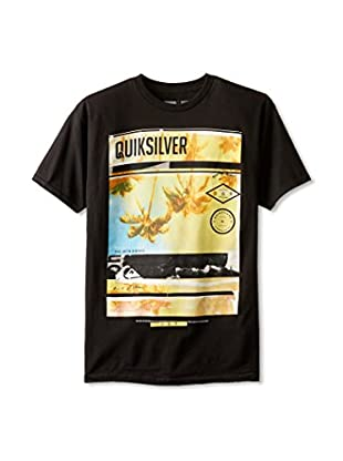 Quiksilver Men's Waves Crewneck Tee