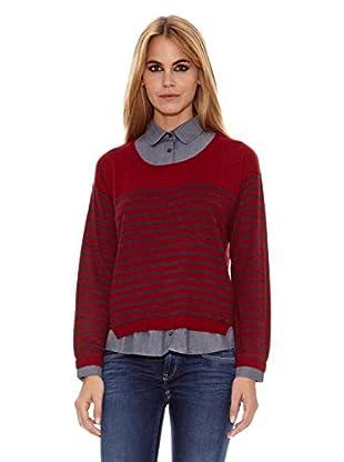 Pepe Jeans London Jersey Sandie (Rojo)