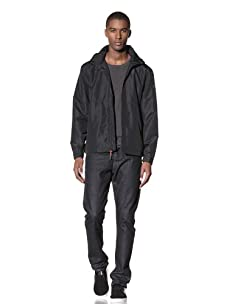 Hawke & Co Men's The Windblocker Jacket (Hawke Black)