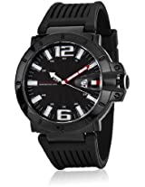 Tommy Hilfiger Analog Black Dial Men's Watch - NTH1790747/D