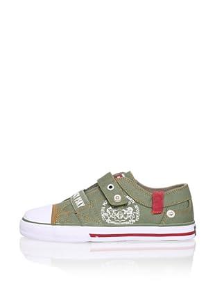 Pablosky Kid's PSKY Sneaker (Olive)