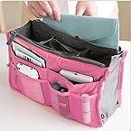 DeModa Pink Nylon Unisex Handbag MG 11