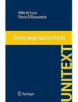 Teoria degli Automi Finiti (UNITEXT)
