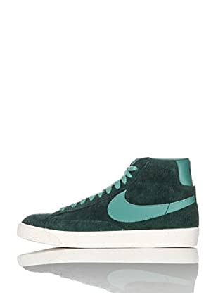 Nike Zapatillas Blazer Mid Prm (Vntg Suede) (Verde)