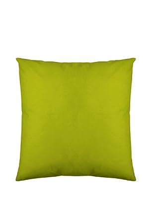 Euromoda Cojín con Relleno  Loneta (Verde Oliva)