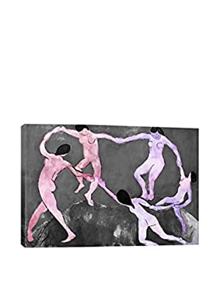 Dance XI Gallery Wrapped Canvas Print