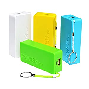 Generic A5 Portable Power Bank 2600 Mah For Mobile Phones, Tablets, Mp3, Mp4 Players