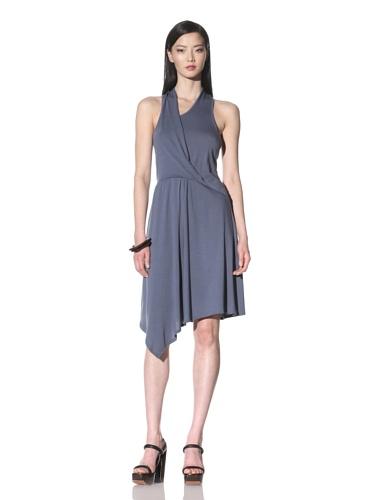 Cullen Women's Sleeveless Draped Dress (Mineral)