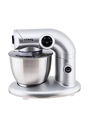 h.koenig Robot De Cocina KM80 Gris