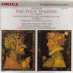 Four Seasons / Concerto Violin &amp; Oboe / Xmas Cto
