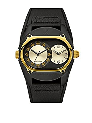 Marc Ecko Reloj The Buckle Negro