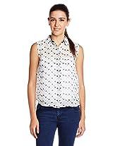 Pepe Women's Button Down Shirt