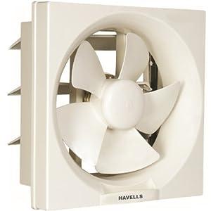 Havells Ventilair DX 250mm 36-Watt Exhaust Fan (White)