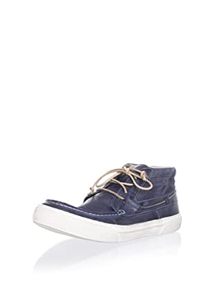 Rogue Men's Randy Boat Shoe Chukka (Navy blue)