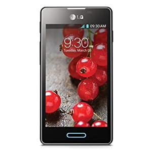 LG Optimus L5 II E450 (Single SIM, Black)