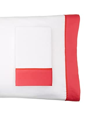 Vera Wang Modern Set of 2 Ikat Pillowcases
