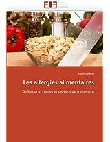 Les Allergies Alimentaires (Omn.Univ.Europ.)