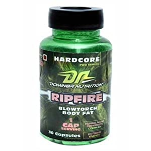 Domin8r Nutrition Ripfire - 30 Capsules
