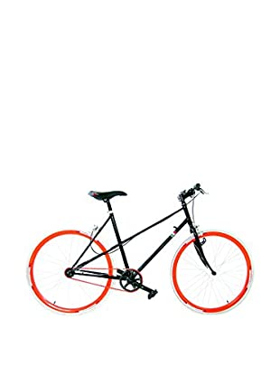 Frejus Bicicleta Sfd28000.Bnk Negro / Naranja
