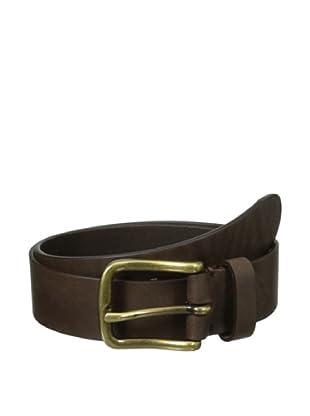 Bolliver Men's Distressed Belt (Brown)
