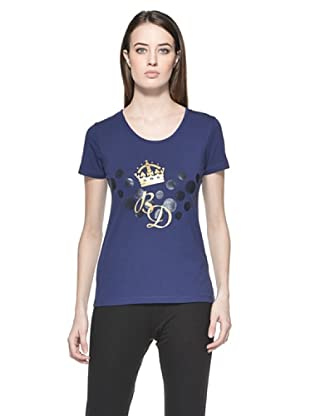 Bramante T-Shirt Crown (Blu)