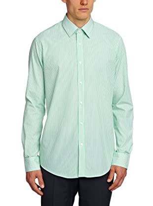 Esprit Camisa Messon (Blanco / Verde)
