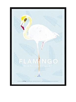 Really Nice Things Bild Flamingo