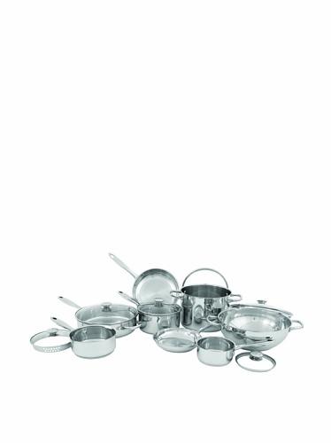 Wolfgang Puck 14-Piece Cookware Set