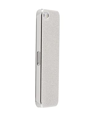Beja Carcasa Plata Ultra-Slim para iPhone 5/5S HOLE