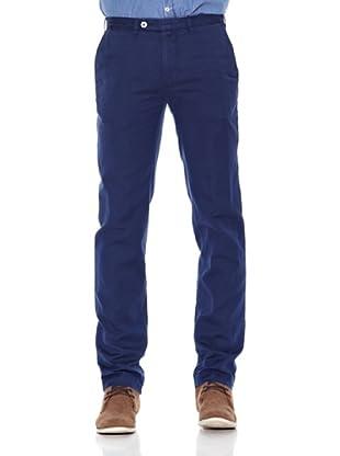 Pedro del Hierro Pantalón Coordinado Canapa (Azul Marino)