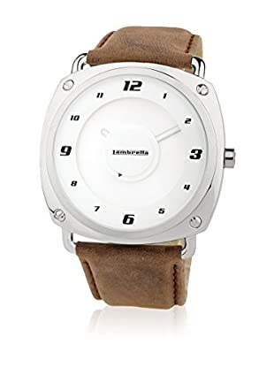 Lambretta Watches Quarzuhr  braun 50 mm