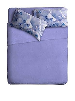 Ipersan Betttuch und Kissenbezug Fine-Art  Hyacinth