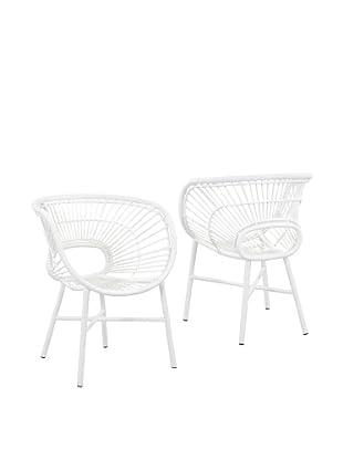 Jeffan Origin Chair, White
