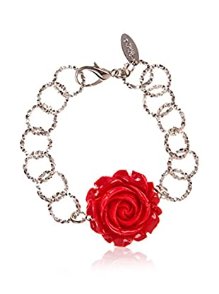 Lágrimas Negras Armband Red Rose