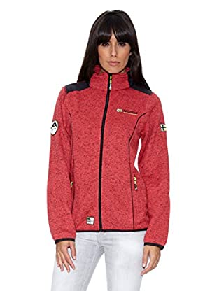 Geographical Norway Forro Polar Terracota Lady 007 (Coral)