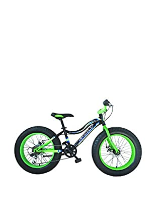Frejus Bicicleta Dfb20206D Negro / Verde
