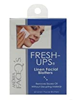 Andrea Fresh-Ups 65'S (3 Pack)