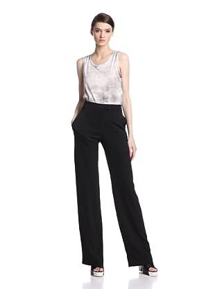 Ann Demeulemeester Women's Sleek Trouser (Black)