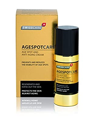 Swisscare Gesichtscreme Agespotcare 30 ml, Preis/100 ml: 93.16 EUR