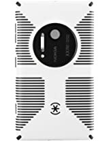 Speck Products Candy Shell Grip Case for Nokia Lumia 1020  - White/Black