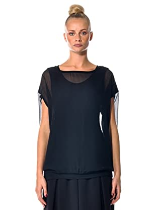 Eccentrica Shirt (Schwarz)