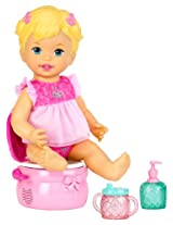 Mattel Little Mommy Princess and The Potty Doll