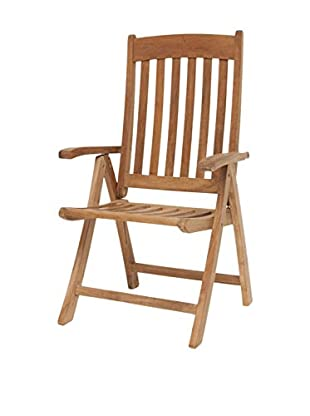 Amazonia Teak Belfast Position Chair, Brown